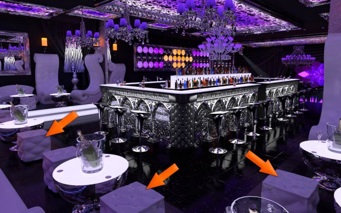 Bar Design Ideas For Business - Chatu Blog | Bar/club/lounge